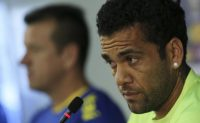 Dani Alves & Co. Paying the duck?