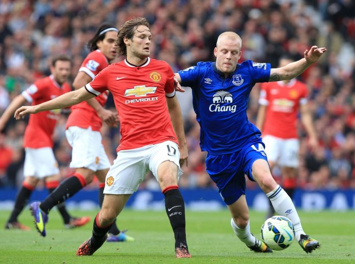 Daley-Blind-Naismith-Everton-Manchester-United