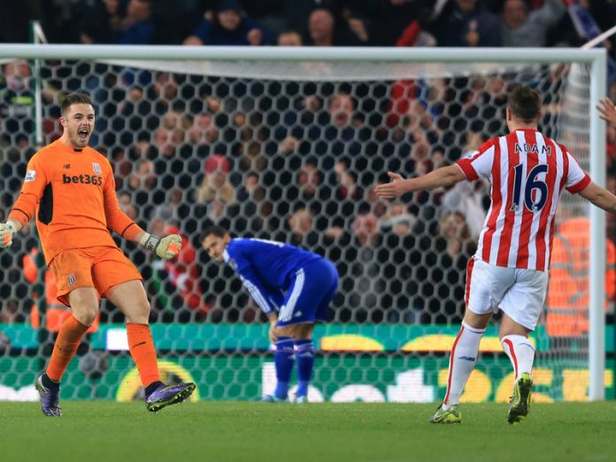 Liverpool open Stoke talks for Butland