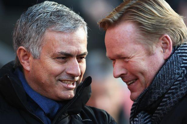 Jose-mourinho-ronald-koeman