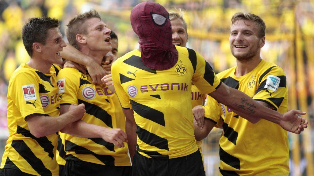 Aubameyang-Dortmund-Bayern