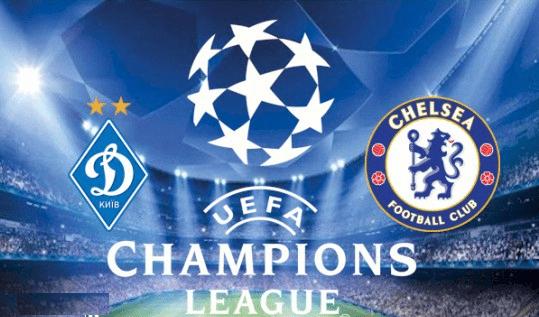 Dynamo-Kiev-Chelsea