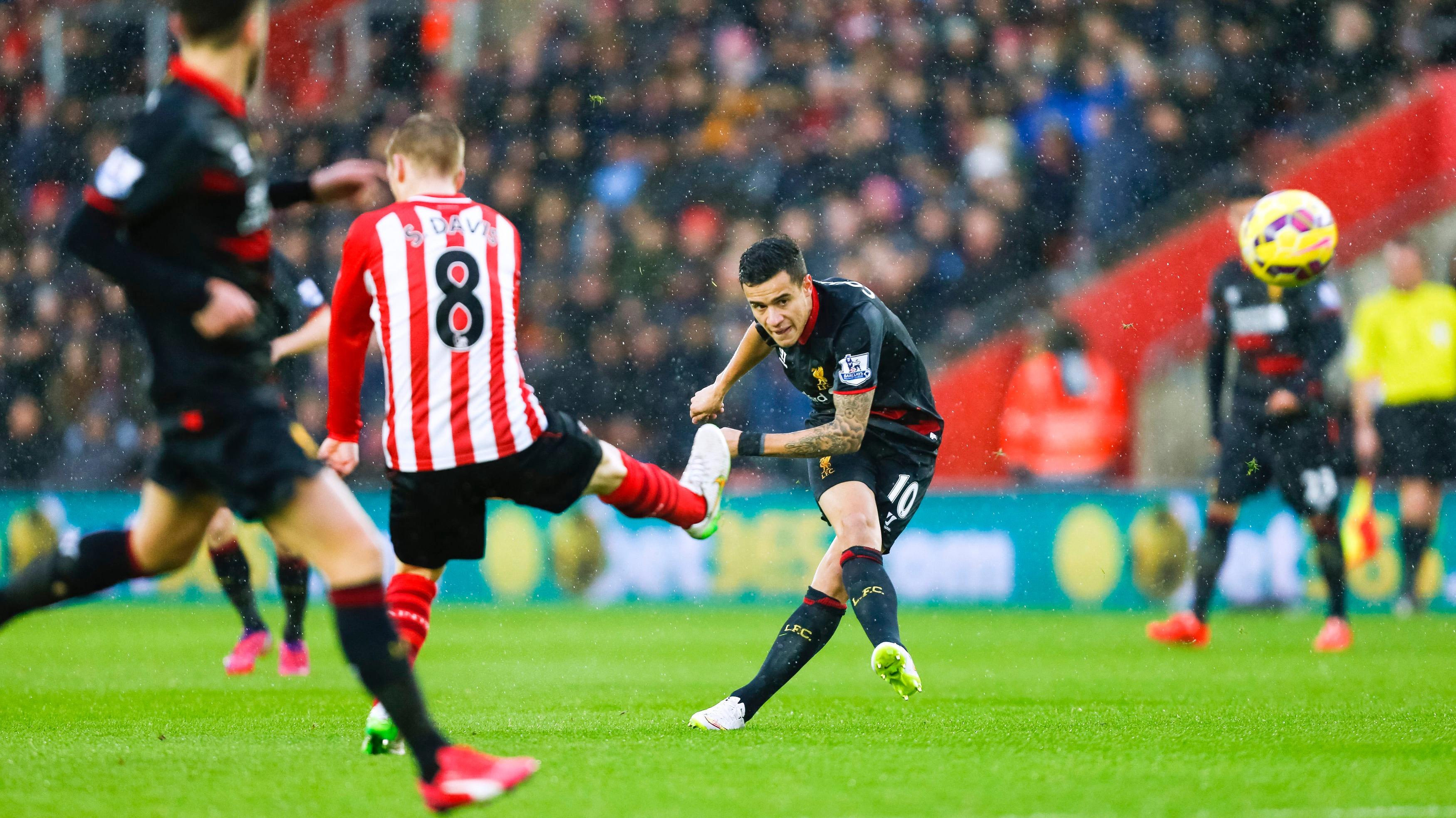 Philippe-Coutinho-Liverpool-Southampton