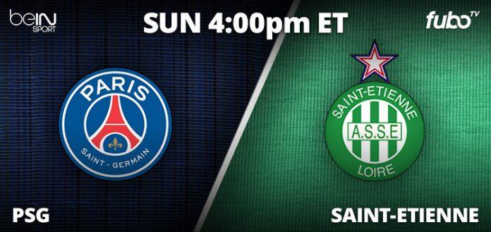 PSG vs Saint-Etienne