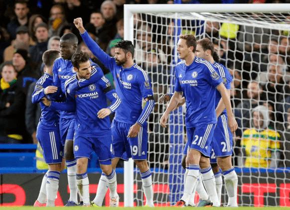 Chelsea 1-0 Norwich City