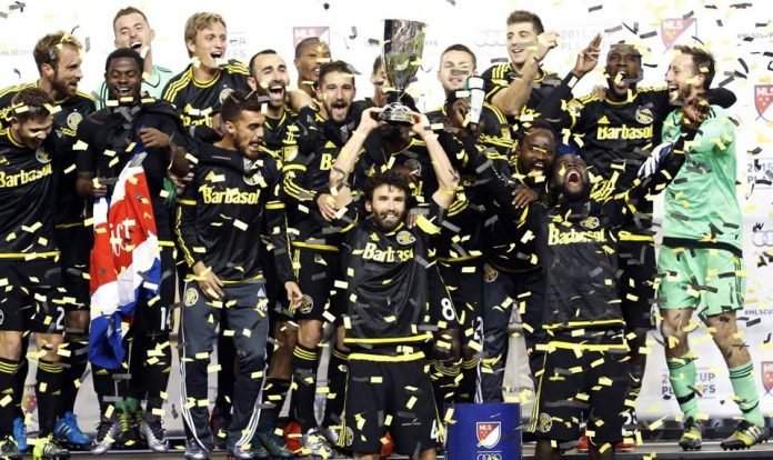 Columbus Crew Eastern Conference Champions