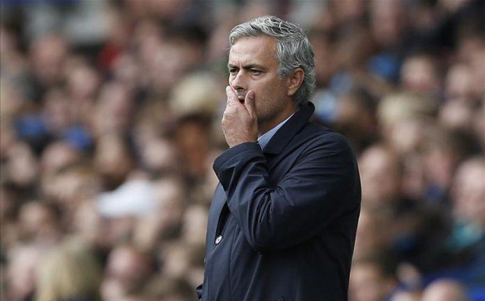 Jose Mourinho 2015-16