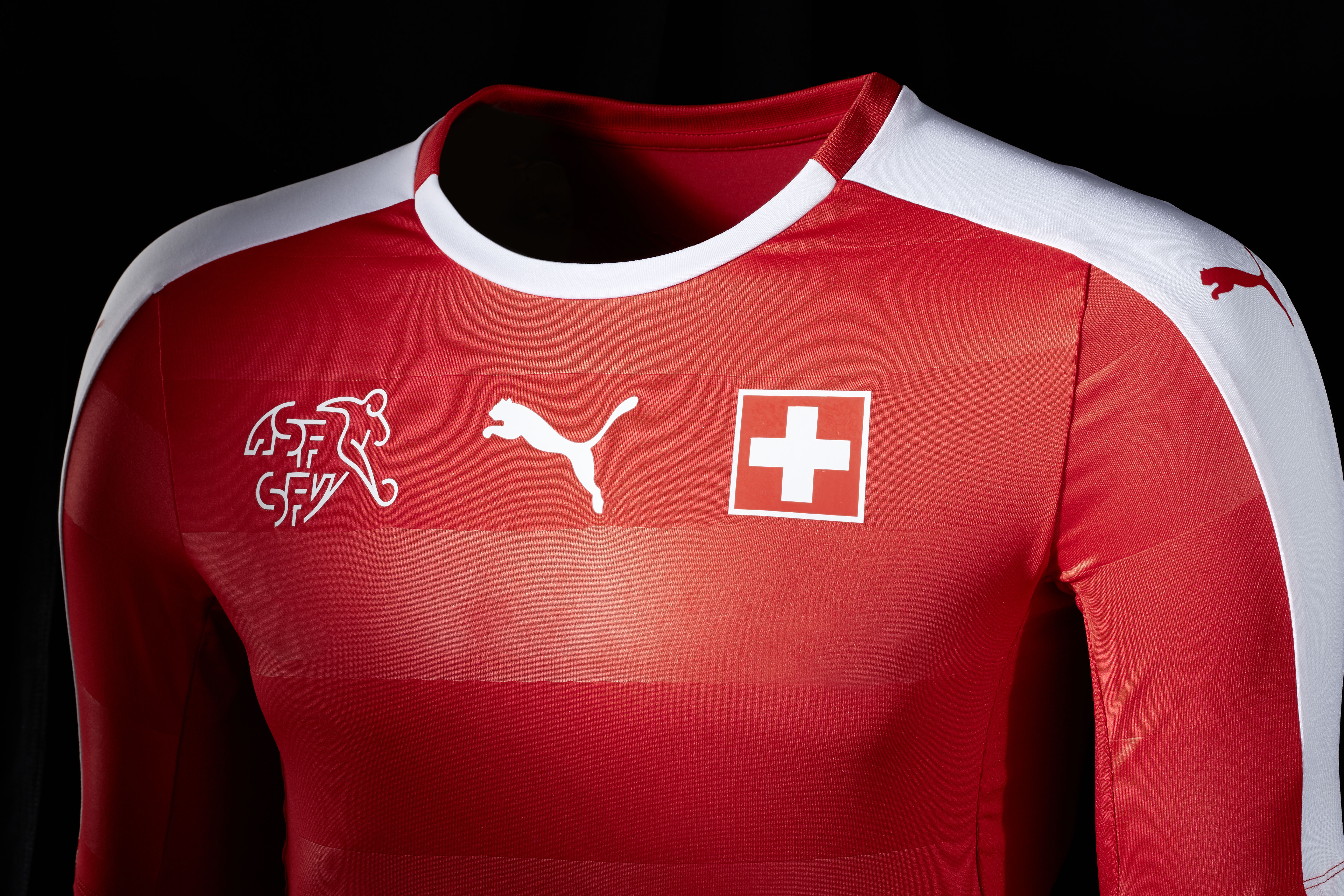 PUMA & SFV Launch the New Switzerland Home Kit_11