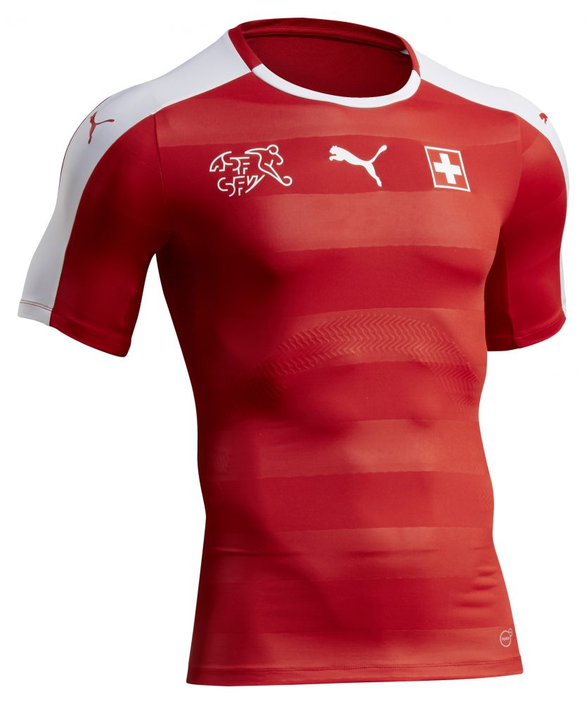 PUMA & SFV Launch the New Switzerland Home Kit_5