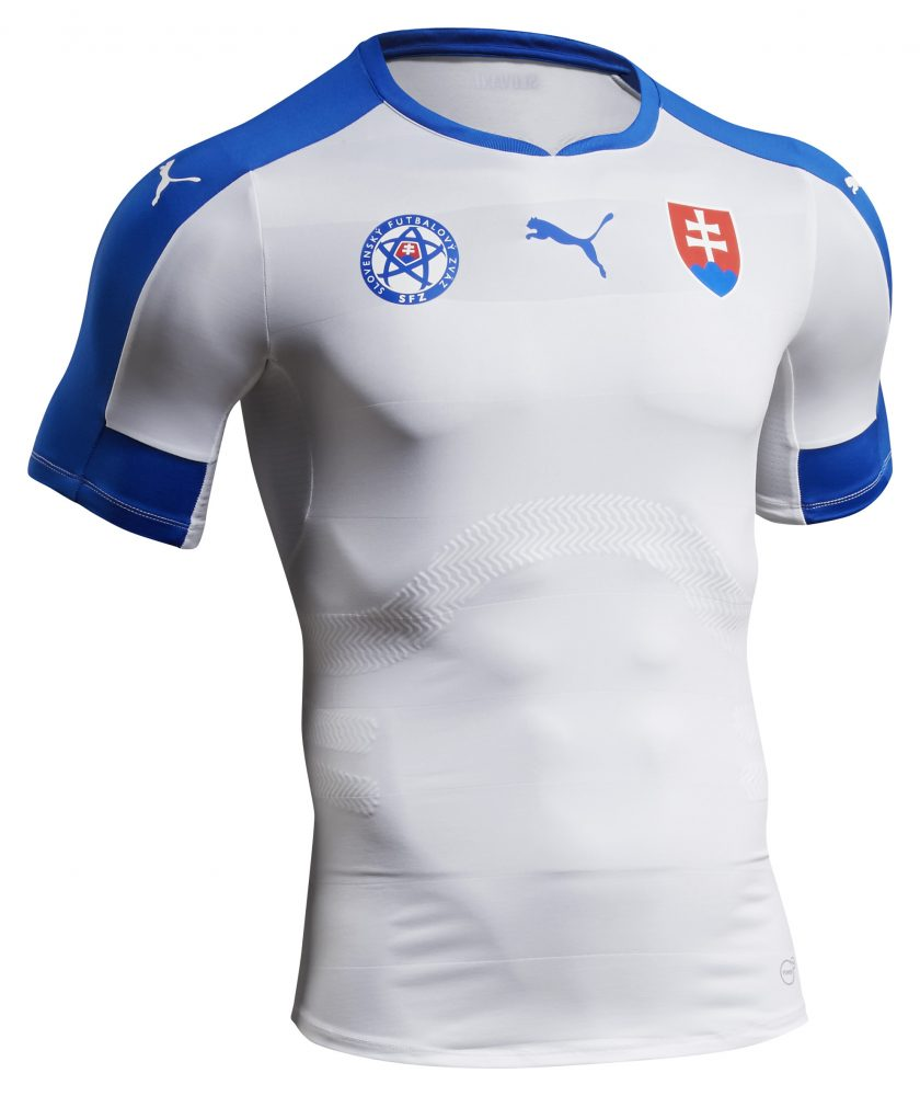 PUMA & SFZ Launch the New Slovakia Home Kit_1