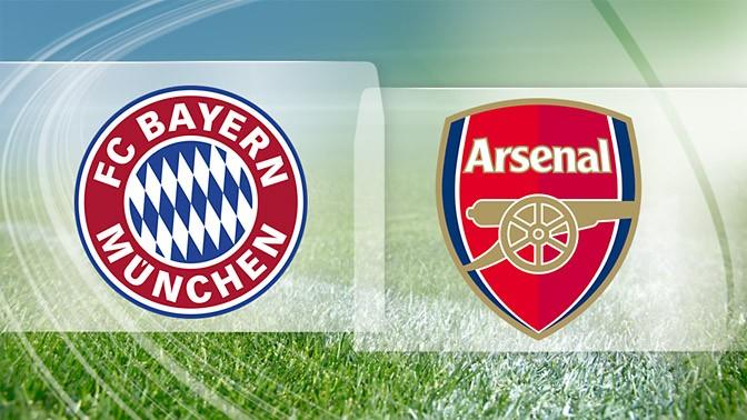 UEFA-Champions-League_Bayern-München-v-Arsenal