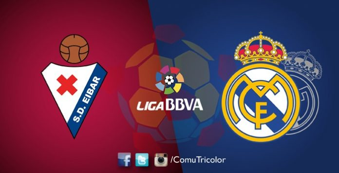 Eibar vs Real Madrid, La Liga 2015: Team News, Lineups, Live