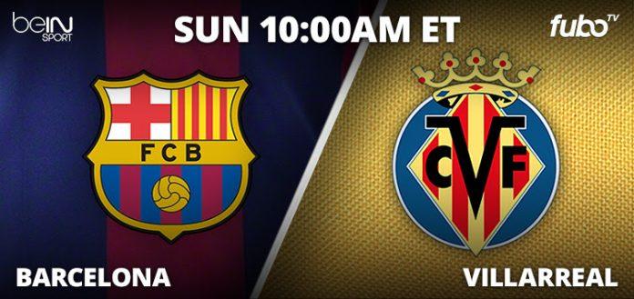 Barcelona vs Villarreal, La Liga 2015: Team News, Lineups ...