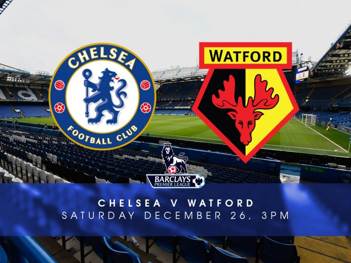 Image result for Watford vs Chelsea Live