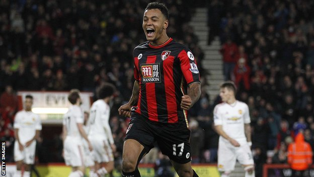 Josh King vs Manchester United