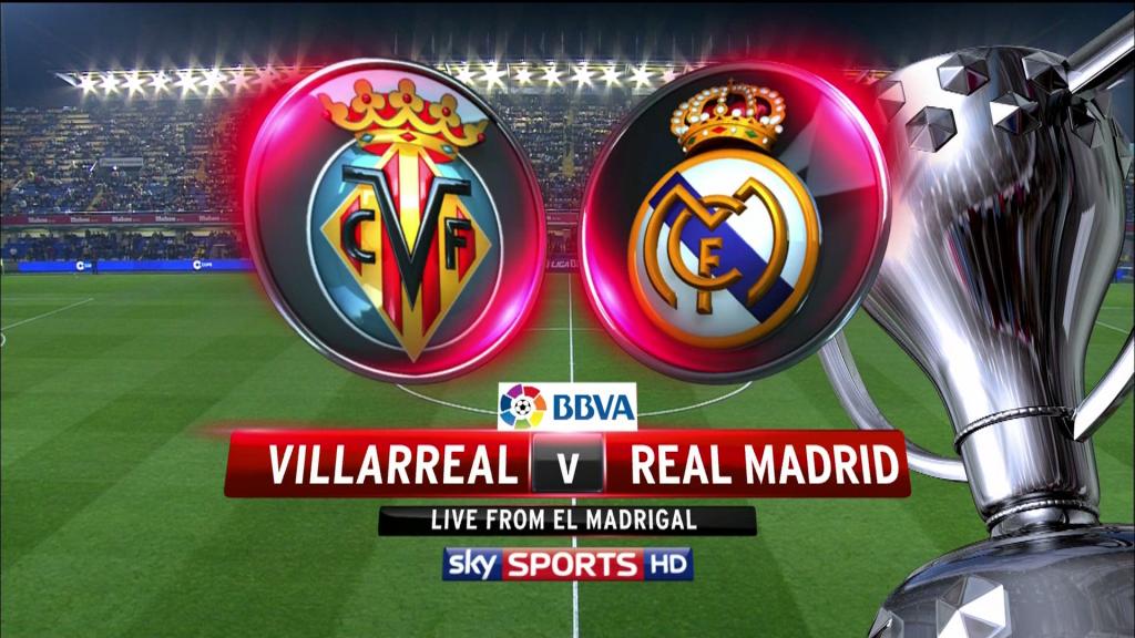 Villarreal vs Real Madrid, La Liga 2015: Team News ...