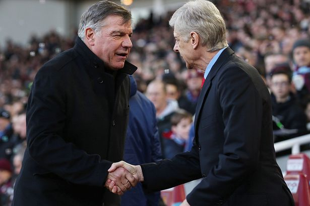 Sam-Allardyce-and-Arsene-Wenger-before-the-match