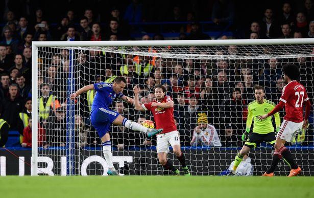 Chelsea-v-Manchester-United-Premier-League