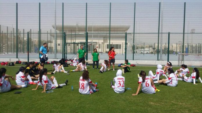 Lebanon-u17-Women-Football-National-Team