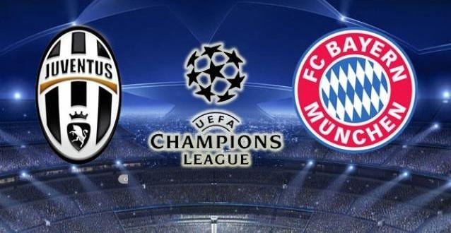 Stream Bayern Juventus