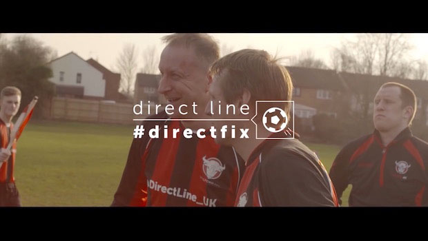 Direct Line DirectFix Stuart Pearce6