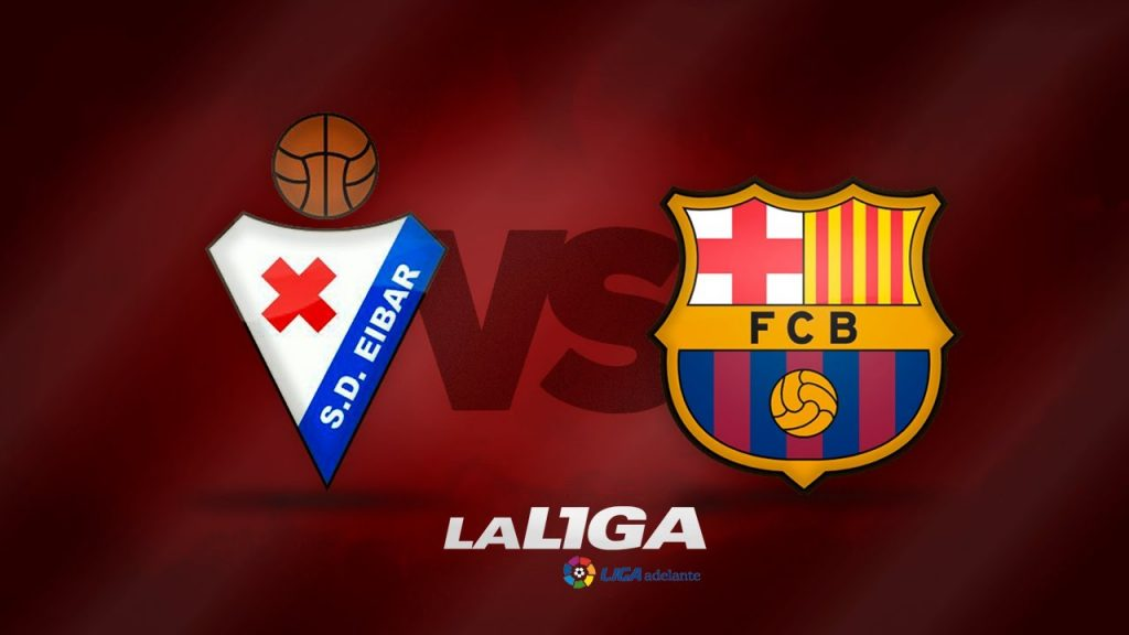 Eibar vs Barcelona, La Liga 2016: Team News, Lineups, Live ...