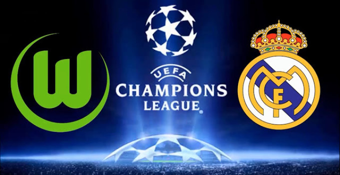 3 Wolfsburg vs Real Madrid