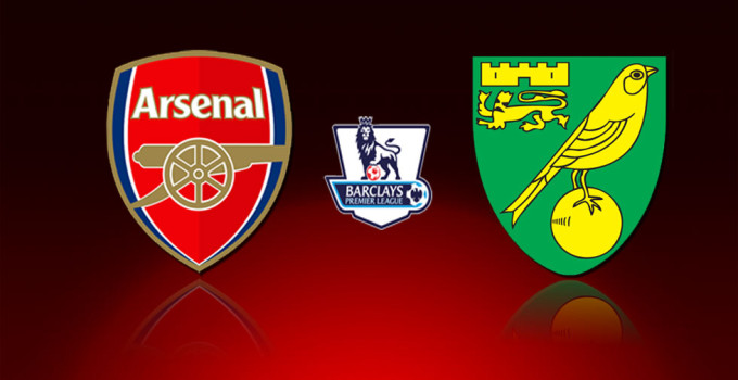 Arsenal-v-Norwich