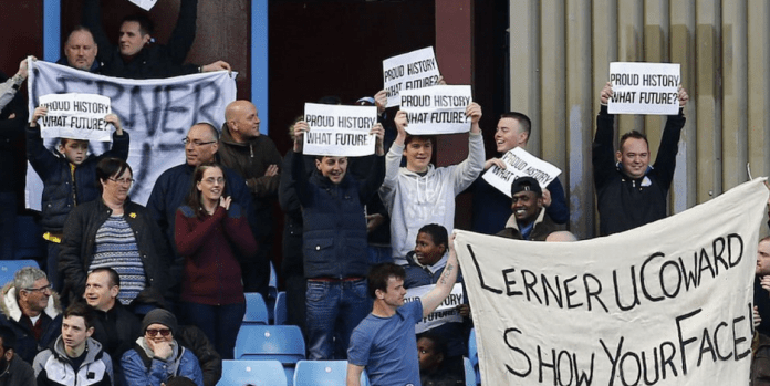 Aston Villa fans 2