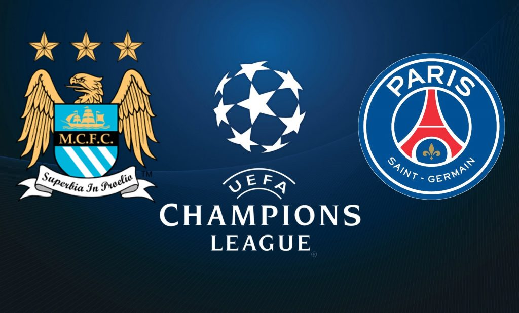 Manchester City v PSG, Champions League 2016: Team News ...