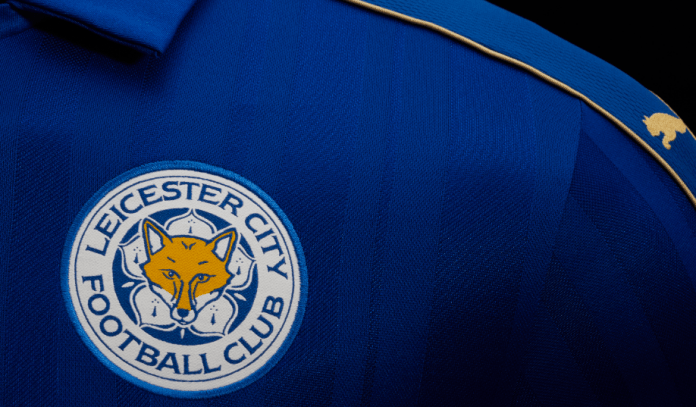 Leicester City Home Kit 2016-17
