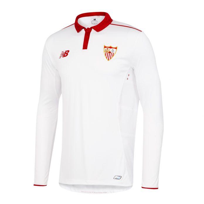 Sevilla 2016-17 home kit