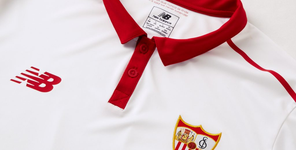 Sevilla 16-17 home kit