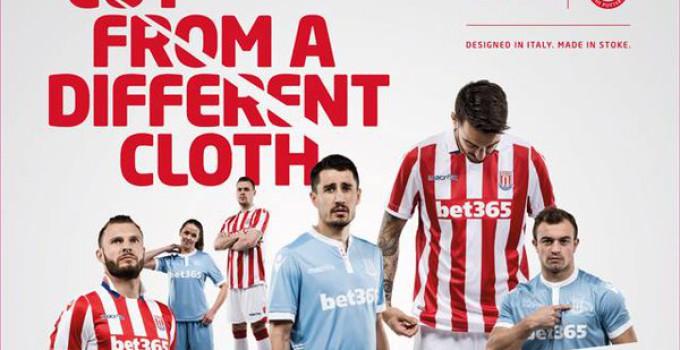 Stoke City 2016-17 Kits