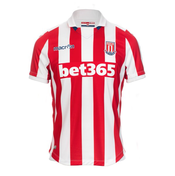 Stoke City 2016 17 Kits By Macron Released