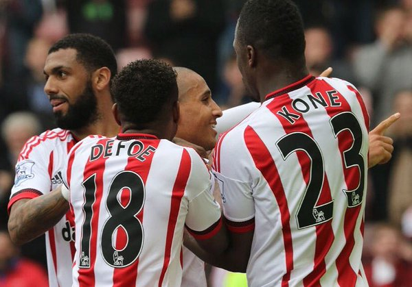 Premier League 2015-16 relegation battle