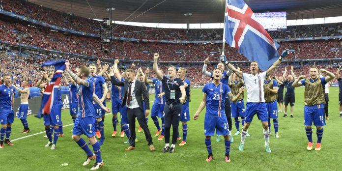 AP SOCCER EURO 2016 ICELAND AUSTRIA S SOC WSOC FRA
