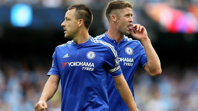 Cahill and Terry