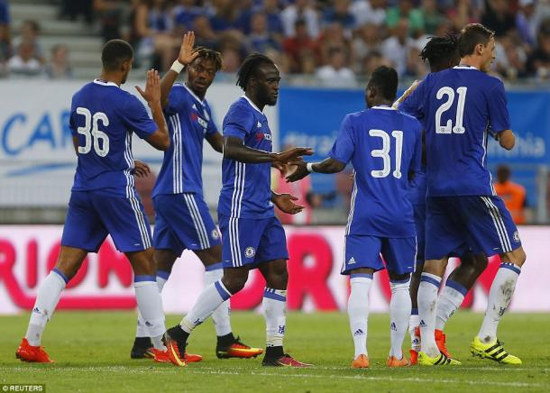 RZ Pellets 0-3 Chelsea