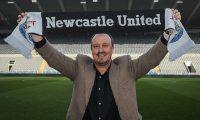 Rafa made a shock move to St. James' Park towards the end of last season