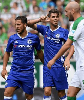 Chelsea vs Bremen