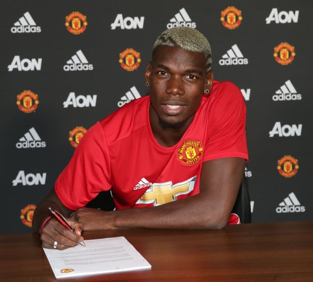 Manchester-United-Unveil-New-Signing-Paul-Pogba