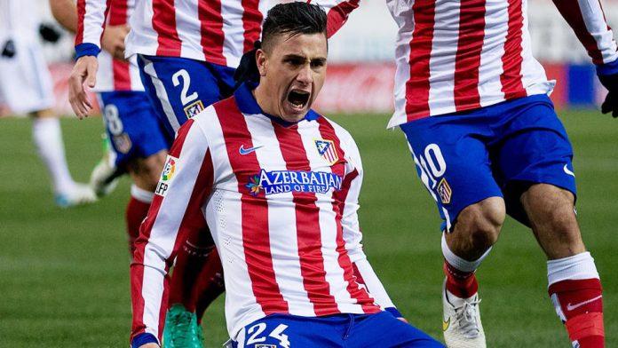 Jose Maria Gimenez of Atletico de Madrid