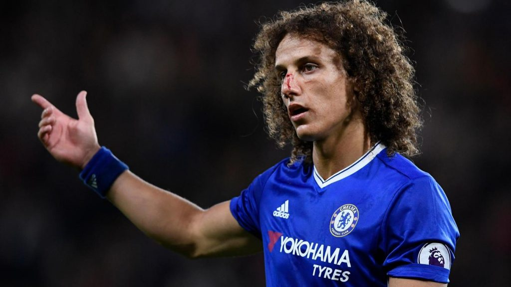 David Luiz's Chelsea return ended on a losing note.