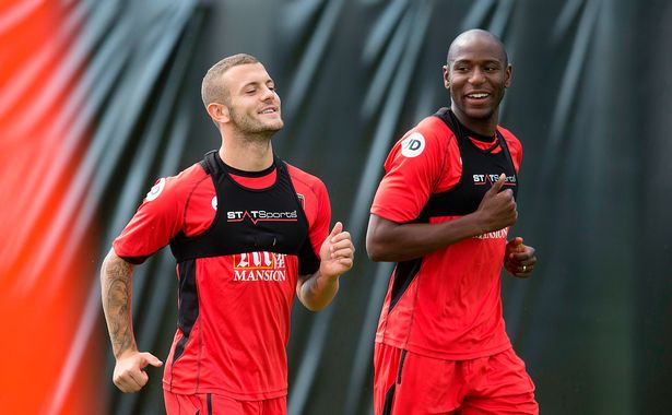 PAY--AFC-Bournemouth-training