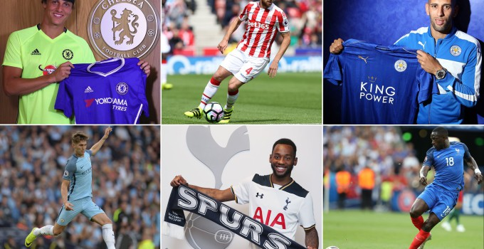 epl transfers 2016