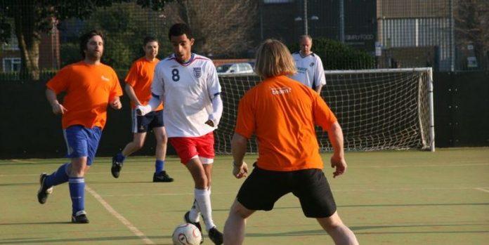 five-a-side-football