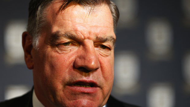 Crystal Palace have won only three league games under Allardyce.