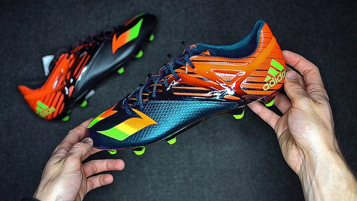 Indoor Soccer Shoes Adidas Messi Studs