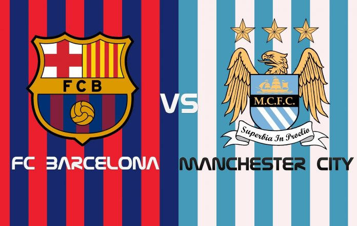 Barcelona Vs Manchester City Logo: Barcelona Vs Manchester City Prediction, Betting Tips